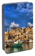 the old Jaffa port Portable Battery Charger