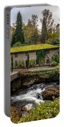 The Old Mill Portable Battery Charger by Adrian Evans