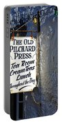 The Old Pilchard Press Portable Battery Charger
