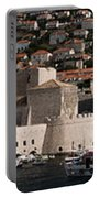 The Old Port Of Dubrovnik Portable Battery Charger