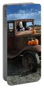 The Old Pumpkin Patch Portable Battery Charger