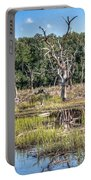The Old Tree Graveyard Portable Battery Charger
