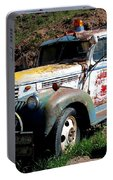The Old Truck Portable Battery Charger