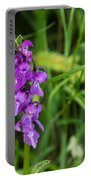 The Orchid And The Grasshopper  Portable Battery Charger