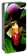 The Orchid Room Portable Battery Charger