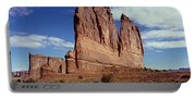 The Organ, Arches National Park, Utah Portable Battery Charger