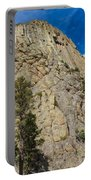 The Other Side Of Devils Tower Portable Battery Charger