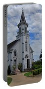 The Painted Churches Portable Battery Charger
