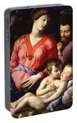 The Panciatichi Holy Family Portable Battery Charger