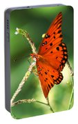 The Passion Butterfly Portable Battery Charger