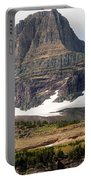 The Peak At Logans Pass Portable Battery Charger