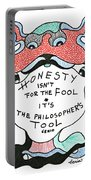 The Philosophers Tool Portable Battery Charger