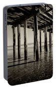 The Pier At Cayucos Portable Battery Charger