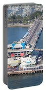 The Pier St Petersburg Florida Portable Battery Charger