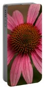 The Pink Daisy Portable Battery Charger