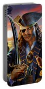 The Pirate Portable Battery Charger by Adrian Chesterman