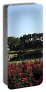 The Players - Tpc Sawgrass Island Green 17th Portable Battery Charger