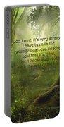 The Princess Bride - Revenge Business Portable Battery Charger