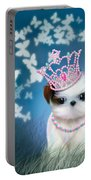 The Princess Portable Battery Charger