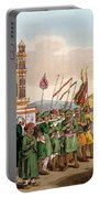 The Procession Of The Taziya, From The Portable Battery Charger