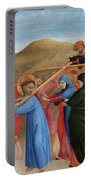 The Procession To Calvary Portable Battery Charger