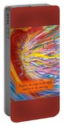 The Prophetic Song Portable Battery Charger