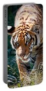 Prowling Tiger Portable Battery Charger