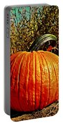 The Pumpkin Portable Battery Charger