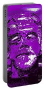 The Purple Monster Portable Battery Charger
