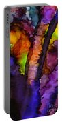 The Purple Tree Portable Battery Charger