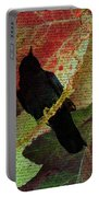 The Raven By Edgar Allan Poe  Portable Battery Charger