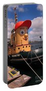 The Real Theodore Tug Boat Lives In Halifax Portable Battery Charger