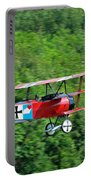 the Red Baron Portable Battery Charger