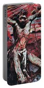 The Red Christ Portable Battery Charger