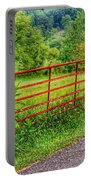 The Red Gate Portable Battery Charger