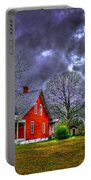 The Red House Portable Battery Charger