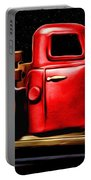 The Red Truck Portable Battery Charger