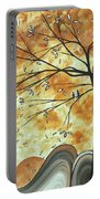 The Resting Place By Madart Portable Battery Charger