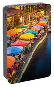 The Riverwalk Portable Battery Charger