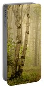 The Road Through The Woods Portable Battery Charger