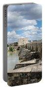The Roman Bridge Of Cordoba  Portable Battery Charger