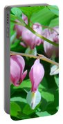 The Romance Flower Portable Battery Charger