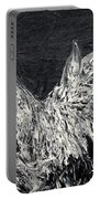 The Rooster - Oil Painting Portable Battery Charger