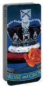 The Rose & Crown Portable Battery Charger