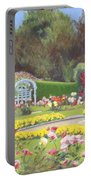 The Rose Garden Portable Battery Charger