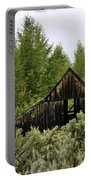 The Rustic Barn Portable Battery Charger