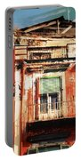 The Rustic Look In Naples Italy Portable Battery Charger
