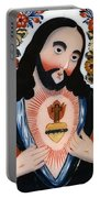 The Sacred Heart Portable Battery Charger