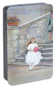 The San Gimignano Wedding Party Portable Battery Charger