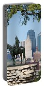 The Scout Kansas City Missouri Portable Battery Charger